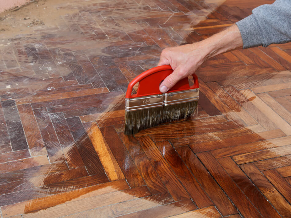 hardwood restoration | Hampton Flooring Center