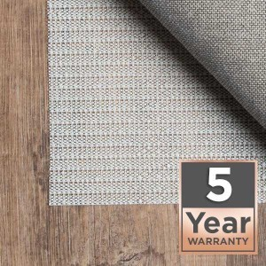 rug pad 5 year warranty