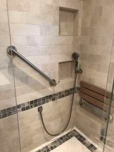 Bathroom whole overview | Dr. Office-Wright | Hampton Flooring Center