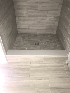 Dr. Office-Wright bathroom view| Hampton Flooring Center